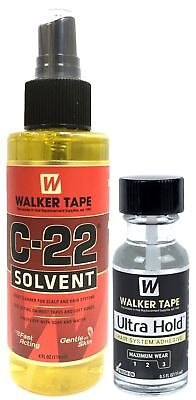 Walker Tape colla Ultra Hold 15ml 0,5oz + Remover C-22 Walker Tape 118ml 4oz