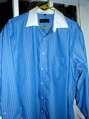Donald Trump Signature Collection Classic Non-iron  Big and Tall Shirt  Fr Cuffs
