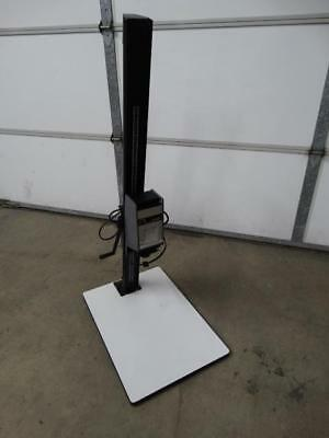 Omega Pro Lab B66 Photographic Enlarger With Base Tested School Surplus