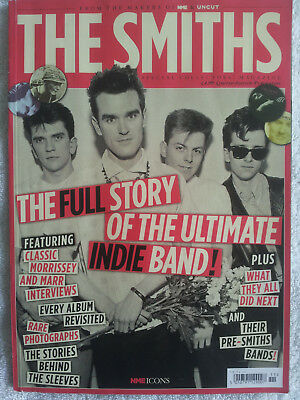 The Smiths NME Icons magazine The Full Story of The Ultimate Indie Band 2011 VG