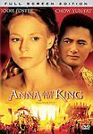 Anna and the King (DVD, 2006, Full Frame Checkpoint) Brand New Jodi Foster