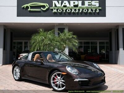 2015 Porsche 911 Targa 4S 2015 Porsche 911 Targa 4S PDK, Beautiful Color Combination, Very Low Miles!