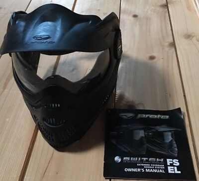 paintball maske