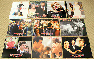 SWEET HOME ALABAMA original SEALED LOBBY CARD SET Josh Lucas REESE WITHERSPOON