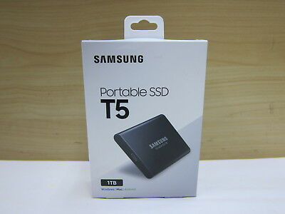 Samsung T5 1tb External Portable Ssd Usb 3 1 Solid State Drive