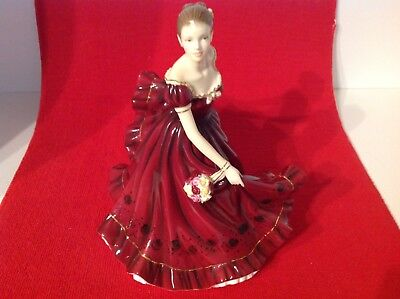 Royal Doulton Pretty Ladies Figurine of the year 2010 Sophie 5376