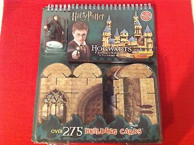 Harry Potter Building Cards Construction System