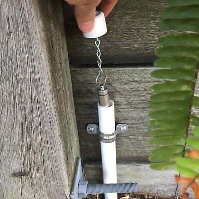 Geocache devious imitation pipe hide with Bison Tube and log for Geocaching
