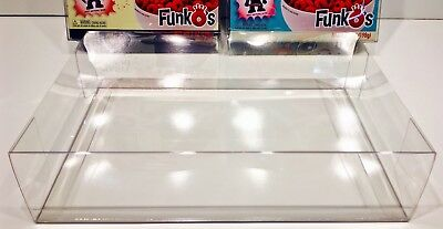 1 Box Protector For FUNKO POP! CEREAL Boxes!  Custom Made Crystal Clear