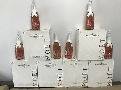 "Moet & Chandon x Off-White ""Do Not Drop"" by Virgil Abloh IN HAND Ships Today Now"