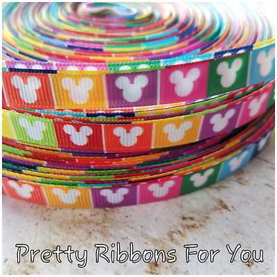 "5 yrds each style Titans 1/"" and 3//8/"" ribbon the listing is for 10 yards"