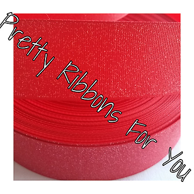 """Boston RED SOX 7//8/""""  grosgrain ribbon the listing is for 5 yards total"""