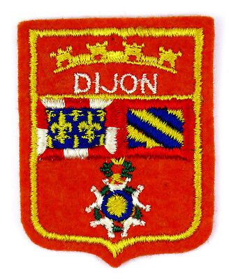 Ecusson brodé ♢ (patch crest embroidered) ♢ DIJON 3079b75a206