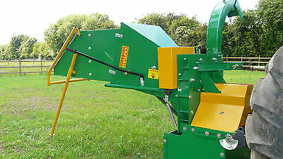 """8"""" Professional Wood Chipper Woodchipper, PTO Driven. Inc. VAT and Delivery ."""