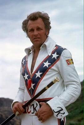 Evel Knievel Embroidered Lucky Chuckles Patch