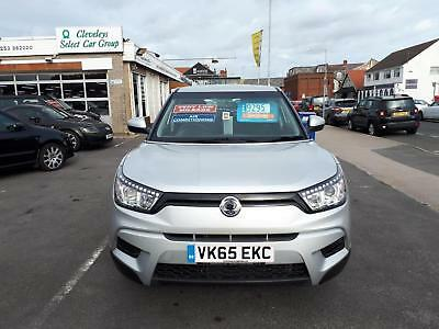 2015 SSANGYONG TIVOLI 1.6 SE From £8,195 + Retail Package