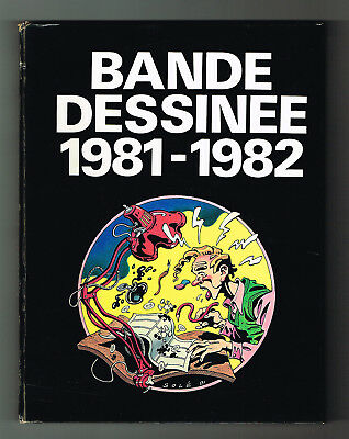 *** BANDE DESSINEE 1981-1982 *** Jacky GOUPIL - 1982 // BE+