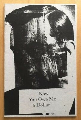NOW YOU OWE ME A DOLLAR GORE VIDAL KEROUAC Gay Interest Beat Beatnik Jack Gen