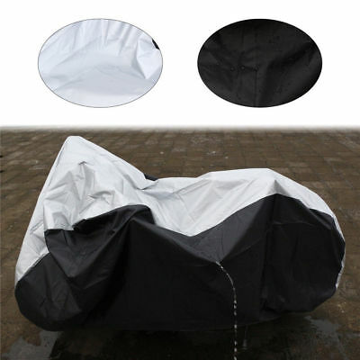 For Honda GL1800 Gold Wing Motorcycle Cover Waterproof Rain Dust Protector XXXL