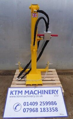 KTM Tractor Log Splitters, Log Splitting, Tractor Mounted, UK FREE Delivery