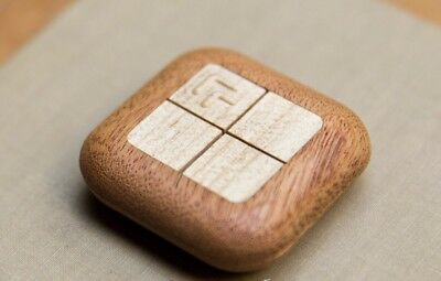 Turn Touch Wooden Remote