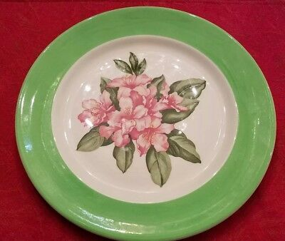 """Greenbrier Hotel C & O Railroad 10.5"""" Dinner Plate by Meyer China - Circa 1963"""