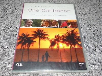 PRINCESS CRUISES One Caribbean RARE Collector's Edition DVD Brand New & Sealed