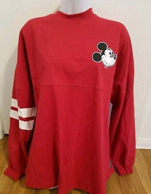 Disney Mickey Mouse Spirit Jersey For Adults Size XXL New With Tags