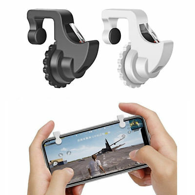 2Pc Game Pad Joystick Gaming Trigger Shooter Controller  For Android iPhone