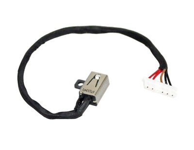 HP Stream 14-cb000 14-cb100 Laptop DC Power Jack Cable Charging Port Socket