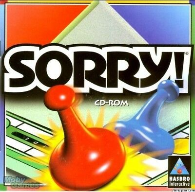 SORRY AND WAY SORRY PC GAME +1Clk Windows 10 8 7 Vista XP Install