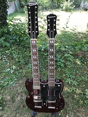 Epiphone Double Neck G-1275 Limited Edition