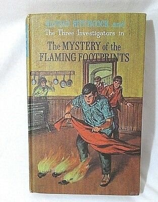 Alfred Hitchcock Mystery of the Flaming Footprints 1972 - Thames Hospice 107R1