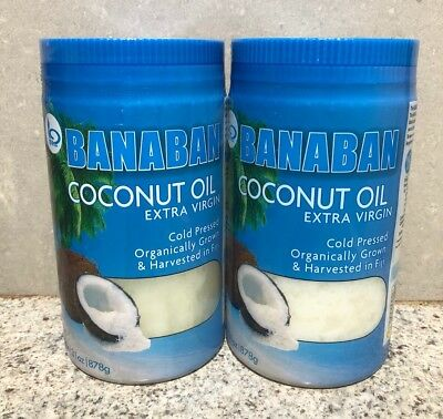 2L Organic Cold Pressed Extra Virgin Coconut Oil