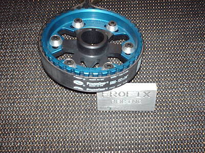 Ford Pinto 1.8/ 2.0 Sohc Performance Gates Cambelt HD Powergrip Rally Sprint RS