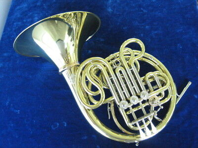 Brand New and Perfect Alexander 103MAL-HG French Horn, with Hand-Hammered Bell!