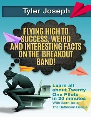 Tyler Joseph: Flying High to Success, Weird and Interesting Facts on Twenty...