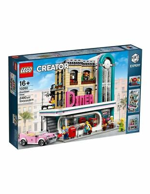 NEW LEGO Creator Expert Downtown Diner 10260