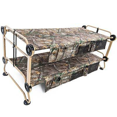Disc O Bed X Large Cam O Bunk Benchable Bunked Realtree