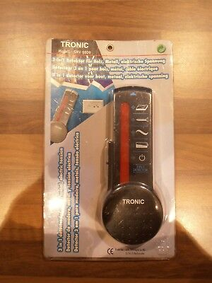 Tronic 3 in 1  Detector for wood , metal , electric . Model No SMV 9809