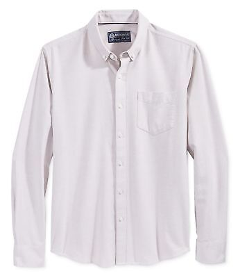 5e42756a5da AMERICAN RAG MENS Feather Button Up Shirt -  21.93