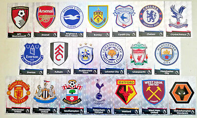 MATCH ATTAX 2018/19 18/19 FULL TEAM SETS premier league