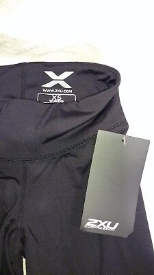 BRAND NEW 2XU Compression Running Recovery Tights Pants Capri Size XS