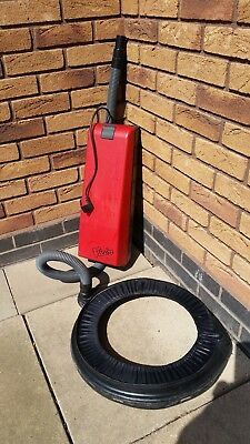 """Victor 1"""" Airflow Skirt & Exhauster Vacuum Unit Cleaner For  Polisher / Buffer"""