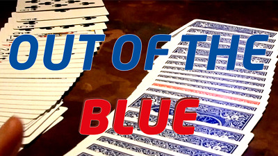 Out Of The Blue (Gimmicks and Online Instructions) by James Anthony & MagicWorld
