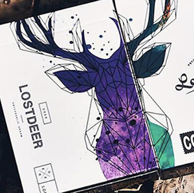 Lost Deer Purple Edition by Eriksson and Bocopo - LIMITED