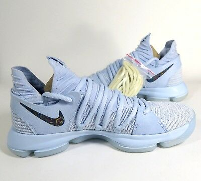 cd9761bb902b Brand New DS Nike Zoom KD 10 Limited Sz 10.5 Anniversary 897817 900 Kevin  Durant