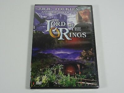 J.R.R. Tolkien And The Birth Of The Lord Of The Rings (DVD, 2004) New Sealed
