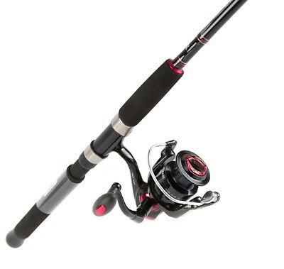 Abu Garcia MTS 4000 & Muscle Tip 702 3-6kg Spin Combo