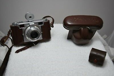 Leidolf Lordomat Camera C35  Leidolf Lordonar f2,8 50mm Very nice working